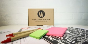 "Die ""Challenge in a Box"""