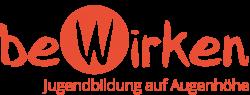 Logo mit Schrift